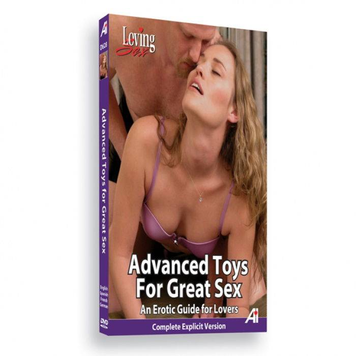 alternatywne porno: Advanced Toys for Great Sex