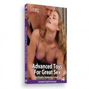 książki erotyczne: Advanced Toys for Great Sex