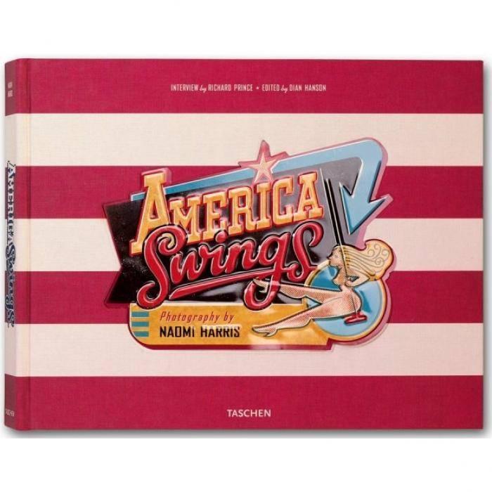 książki erotyczne: America Swings