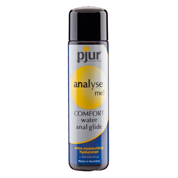 akcesoria erotyczne: Analyse Me Comfort // wodny lubrykant analny // 100 ml