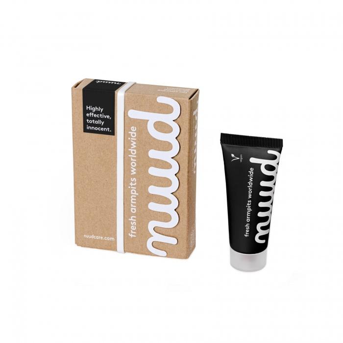 akcesoria erotyczne: Nuud Antiodorant - black edition // przełom w higienie // 15 ml – na 6 tygodni