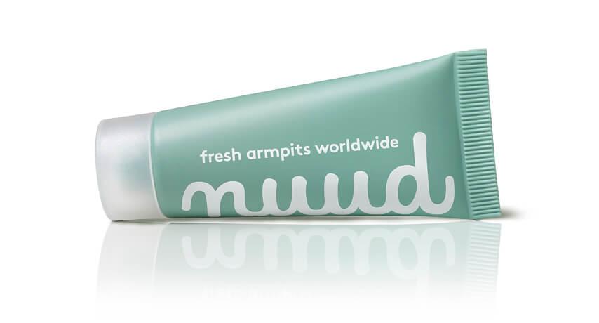 Antiodorant Nuud