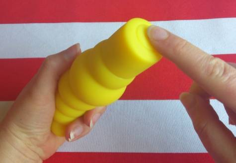 Wibrator Curvy