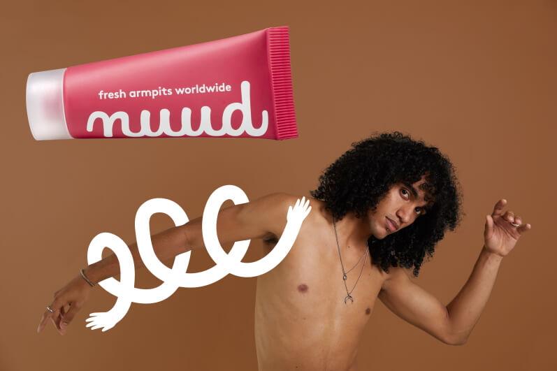 Nuud - antyodorant dla mężczyzn, sklep erotyczny online