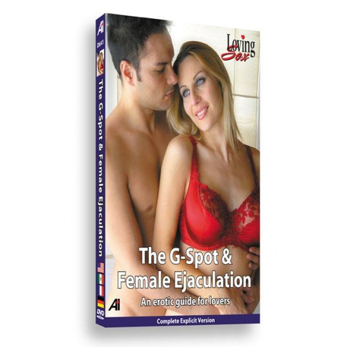 alternatywne porno: The G-Spot and Female Ejaculation