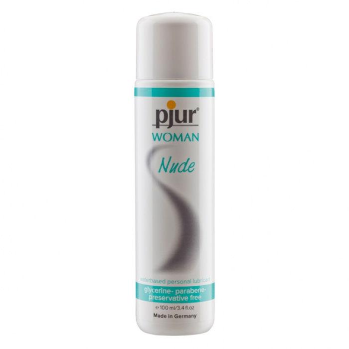 akcesoria erotyczne: Nude – 100 ml // lubrykant neutralny