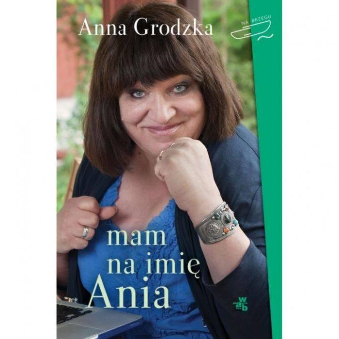 książki erotyczne: Mam na imię Ania