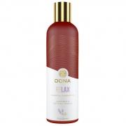 akcesoria erotyczne: Dona Relax // wegański olejek do masażu // lawenda i wanilia