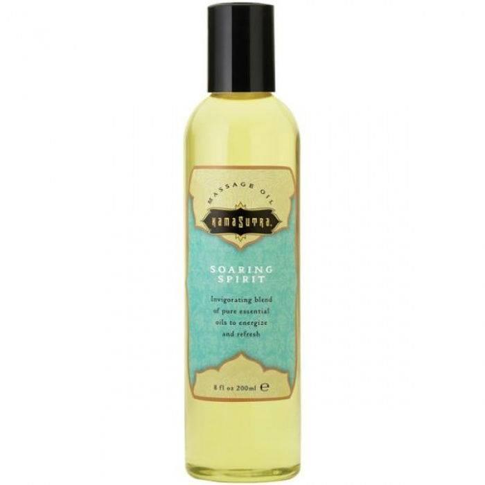 akcesoria erotyczne: Massage Oil // odświeżający olejek do masażu