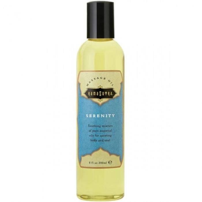 akcesoria erotyczne: kosmetyk erotyczny Massage Oil // uspokajający olejek do masażu
