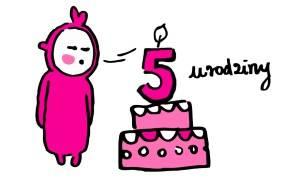 blog erotyczny: 5 urodziny Kinky Winky – promocje, rabaty, upominek