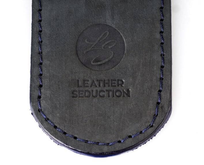 Leather Seduction w Kinky Winky