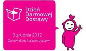 blog erotyczny: Dzień Darmowej Dostawy 2012