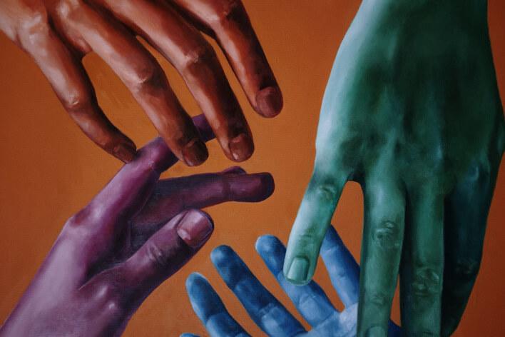 zmysł dotyku u człowieka, dotyk