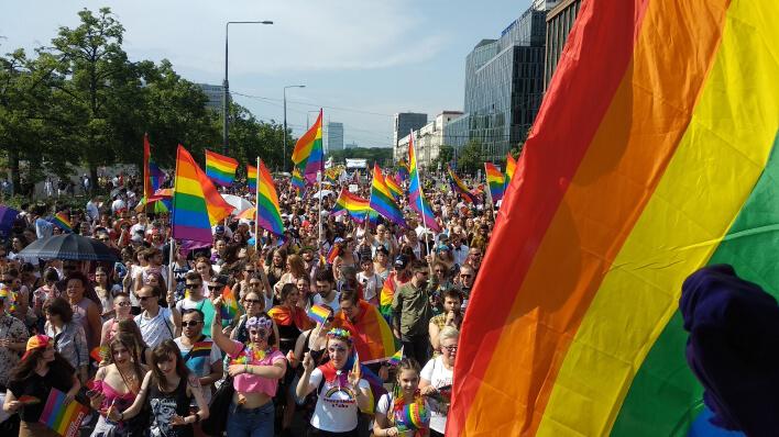 marsz równości - zakaz ówczesnego prezydenta miasta