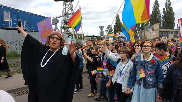 powrót parady równości, marsz równości