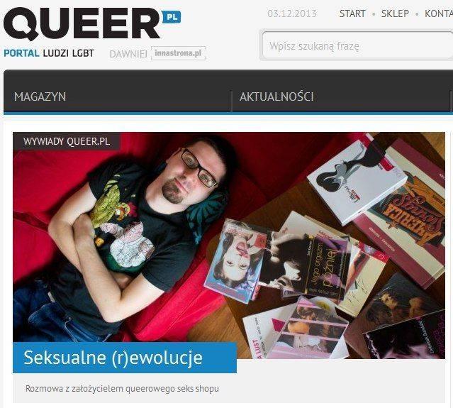 queer.pl, wywiad