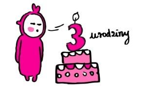 blog erotyczny: 3 urodziny Kinky Winky = 3 dni promocji = 33 tańsze bestsellery