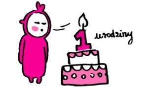 blog erotyczny: I urodziny Kinky Winky