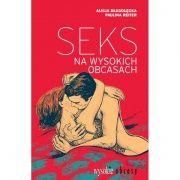 książki erotyczne: Seks na wysokich obcasach