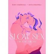 książki erotyczne: Slow Sex. Uwolnij miłość // Nowe wydanie