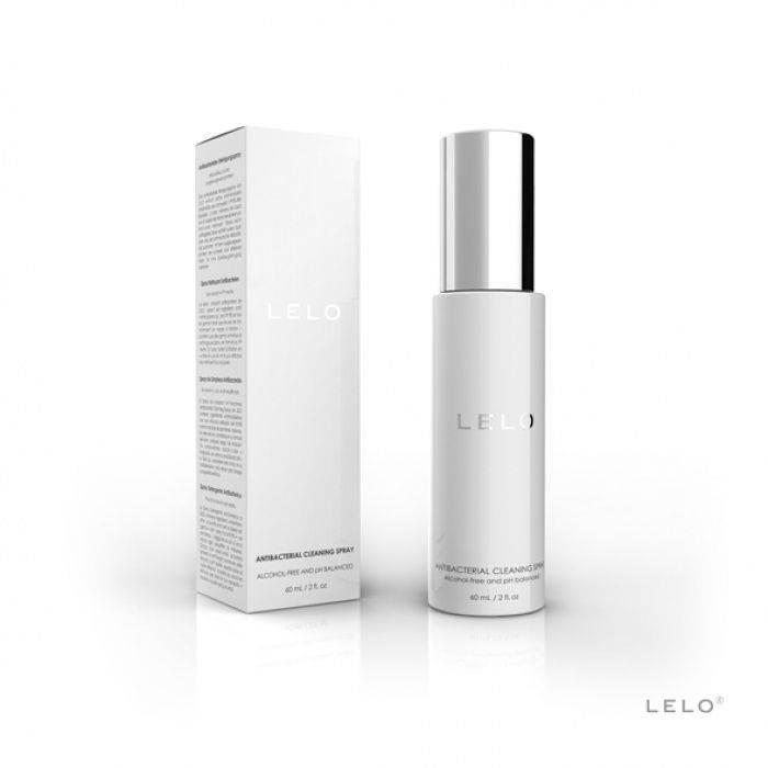 akcesoria erotyczne: higiena Spray antybakteryjny // do czyszczenia akcesoriów
