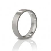 akcesoria erotyczne: His Ringness The Duke // metalowy pierścień na penisa // 48 mm - matowy