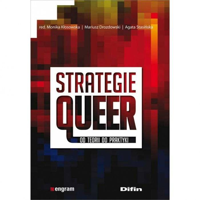 książki erotyczne: popularno-naukowa Strategie queer