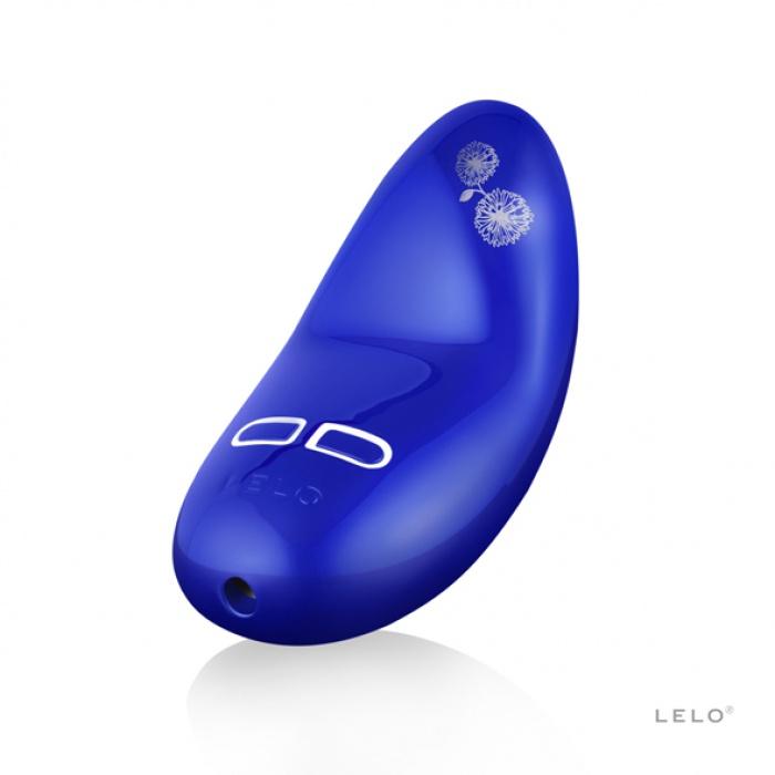 akcesoria erotyczne: Nea 2 – niebieski // luksusowy masażer