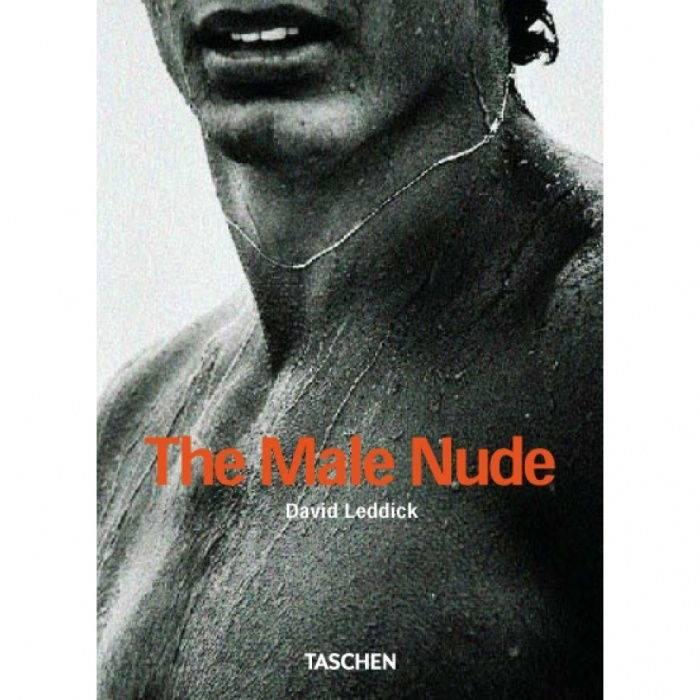 książki erotyczne: album The Male Nude
