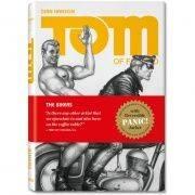 książki erotyczne: komiks Tom of Finland // Bikers volume II
