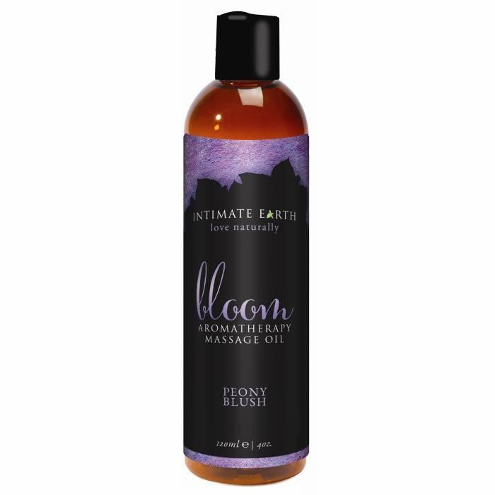 akcesoria erotyczne: kosmetyk erotyczny Bloom // olejek do masażu // kwietny