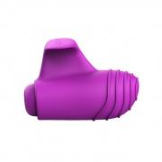 akcesoria erotyczne: wibrator na palec Bteased Basic // wibrator na palec // purpurowy