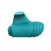 akcesoria erotyczne: wibrator na palec Bteased Basic // wibrator na palec // turkusowy