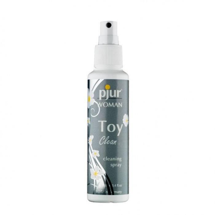 akcesoria erotyczne: Woman Toy Clean // spray do czyszczenia akcesoriów erotycznych
