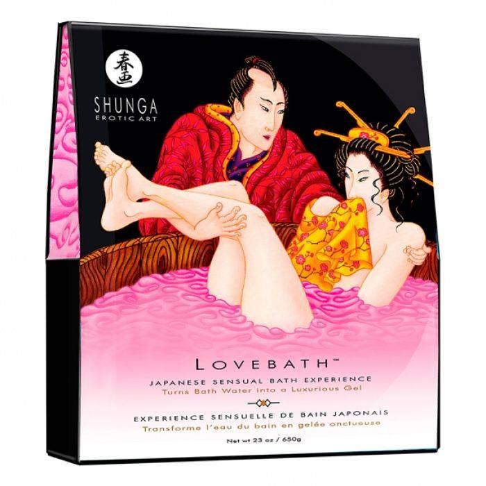 akcesoria erotyczne: Lovebath – żel do kąpieli // owocowy