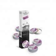 akcesoria erotyczne: wystrój wnętrz świeczka zapachowa Zestaw świeczek - Orient // granat i biały pieprz