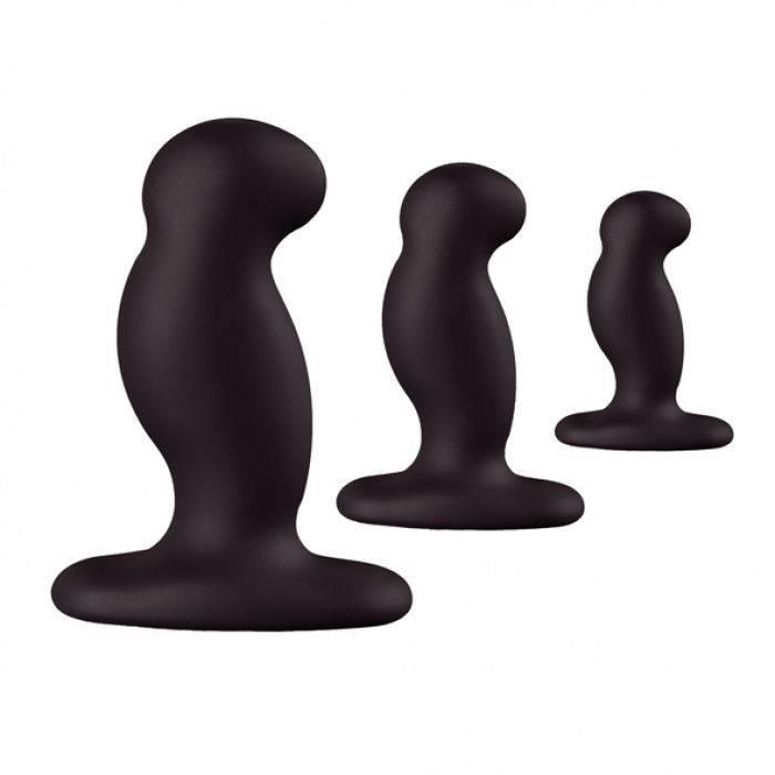 akcesoria erotyczne: Anal Starter Kit // zestaw korków analnych
