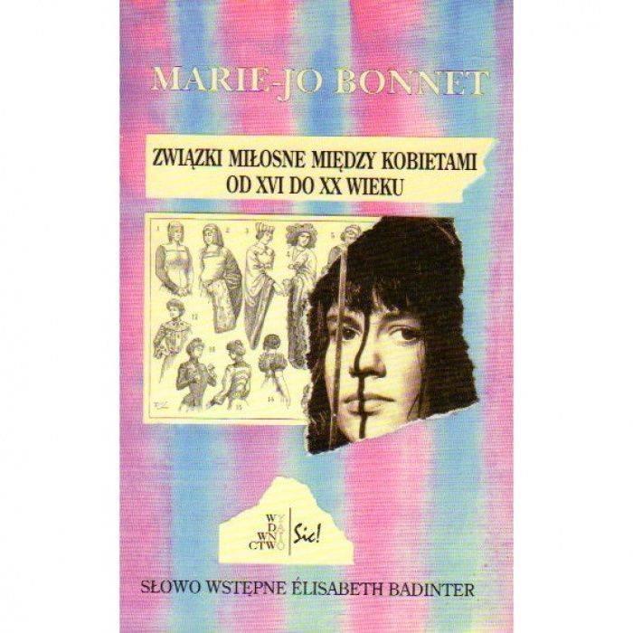 książki erotyczne: Związki miłosne // między kobietami od XVI do XX wieku